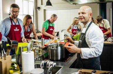 foodcaching gemeinsam kochen