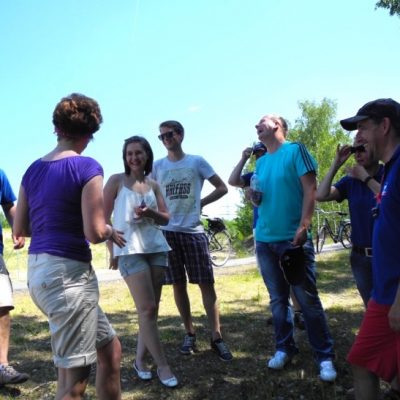 Teamevent, Teambuilding