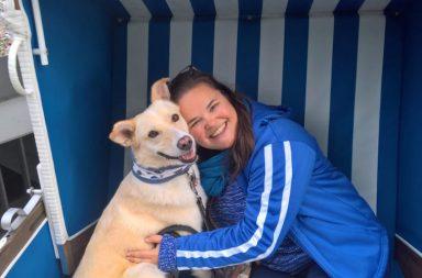 Anne mit Hund