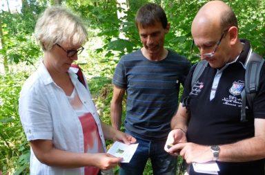 Teamevent Leipzig Geocaching
