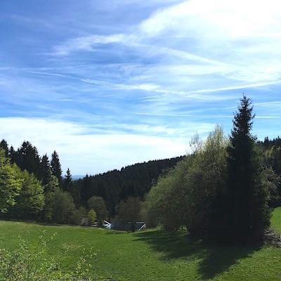 Thüringen Tal